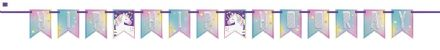 Hip Hip Hooray Unicorn Bunting Paper Banner